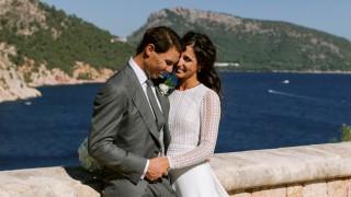 Сватбата на Рафаел Надал: семпла, одухотворена, стилна