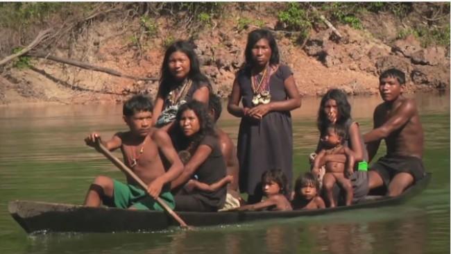 Пираха – древното племе, което не спи