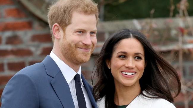 Ето как принц Хари се издаде, че Меган е бременна отново