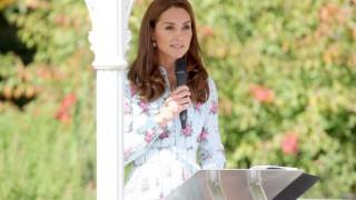 Кейт Мидълтън: Мечтая децата ми да имат нормален живот