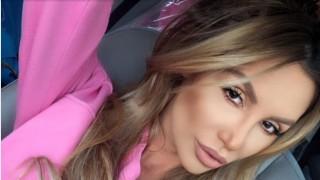 Моника Валериева коментира дали е любовница на Кобрата