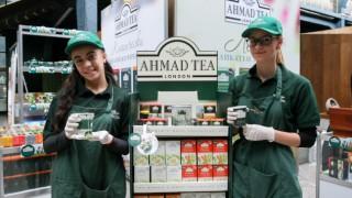 Опитайте и ще се влюбите - Ahmad tea е нашият фаворит на чаения салон в София