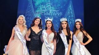 Избраха новата Мис България! Вижте я!