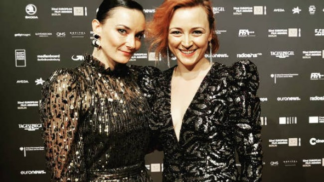 Стаси Айви специален гост на червения килим в Берлин