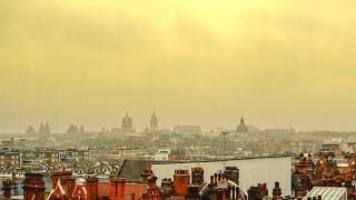 Спри да дишаш и днес! Най-мръсният въздух в Европа е в София