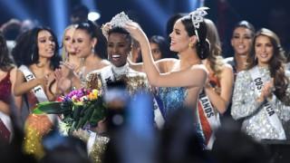 Красавица от Южна Африка спечели титлата Мис Вселена