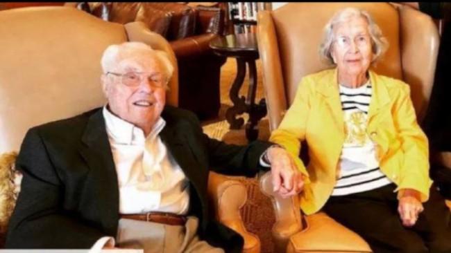 Тайната на любовта на най-старата двойка на света