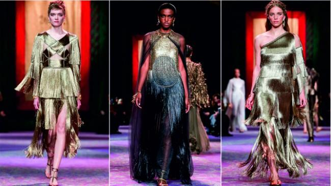 Новата колекция на Dior - триумф на майчината сила и жената-богиня