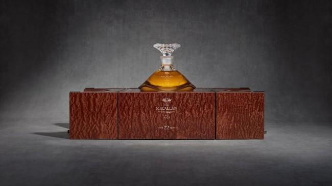 The Macallan е най-харесваното скоч уиски в света