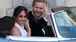 Меган и Хари официално напуснаха кралското семейство, ще връщат пари