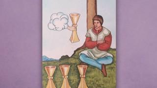 (Астро Деси) Вашата карта Таро за деня: Четворка Чаши