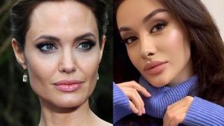 Вижте руското копие на Анджелина Джоли