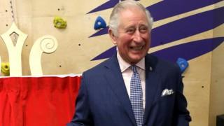 Принц Чарлз: Грета е забележителна!