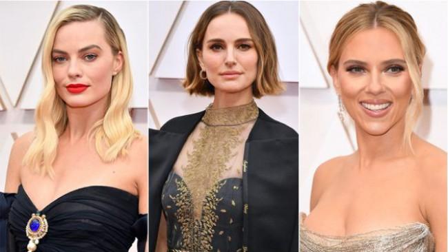 Гримът им отива: най-красивите звезди на Оскарите