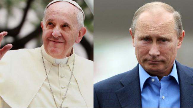 Папата и Путин са новите любимци на българите
