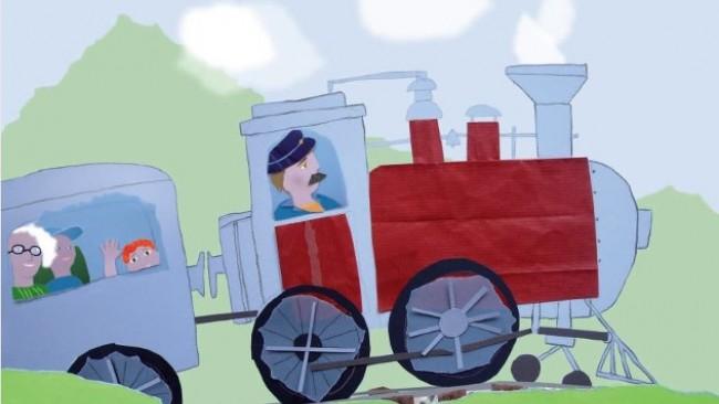 """Детският """"Влак"""" на Вапцаров пристига по разписание"""
