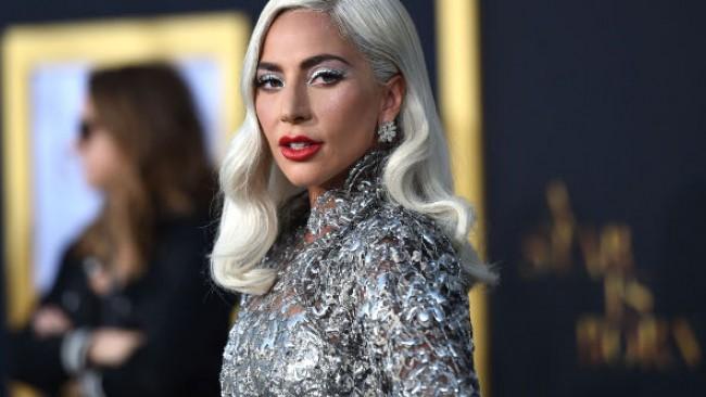 Лейди Гага е неузнаваема!