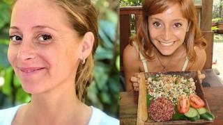 Момиче едва не умря от веганство и сега яде сурово месо