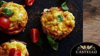 Невероятно вкусни мъфини с картофи, прошуто и Бри Castello