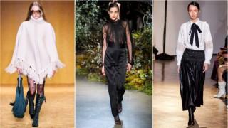 Вижте кои са най-страхотните тенденции от Седмицата на модата в Ню Йорк