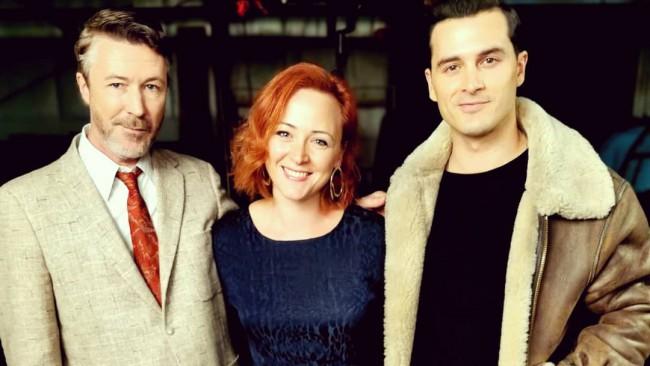 Ексклузивна среща с двама обичани актьори
