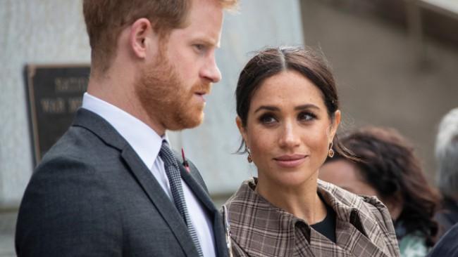 Принц Хари е в паника заради коронавируса