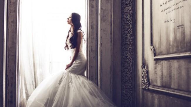 Защо тя избяга минути преди сватбата си