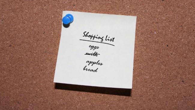 Как да подготвим оптимален списък за пазар?