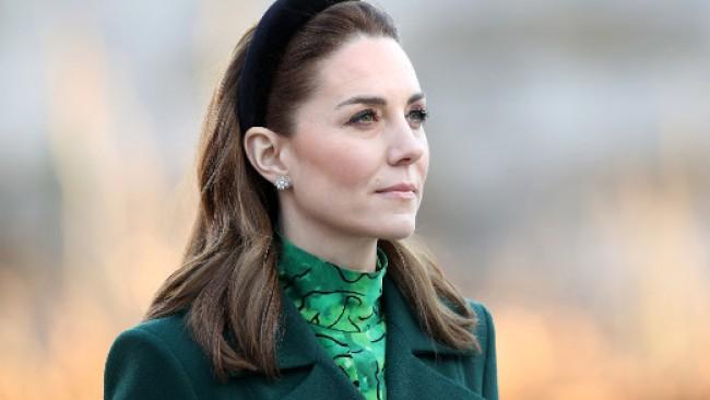 Кейт е бременна с четвърто дете?