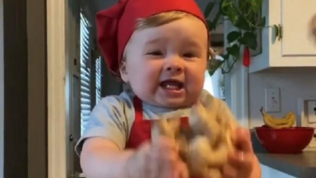 Бебе готвач с милион последователи в Инстаграм