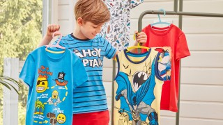 За безгрижно лято: Удобни и качествени дрехи на добра цена за вашите деца