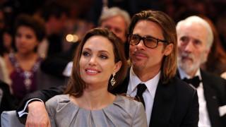 Анджелина и Пит най-после се сдобриха, ето защо