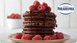 Шоколадови палачинки с Philadelphia Milka