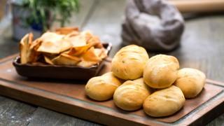 Хрупкави хлебчета и крекери с розмарин