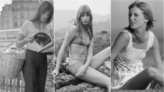 5 летни хита от гардероба на Джейн Бъркин