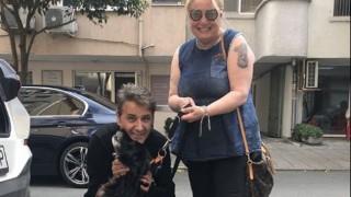 Тони Димитрова спаси кучето на дует