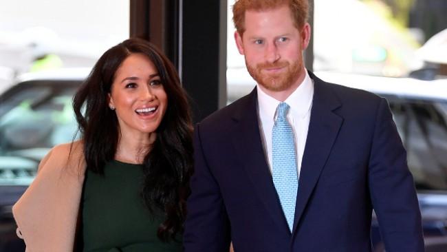 Кралските безделници: Ето как минава един ден на Меган и Хари в САЩ