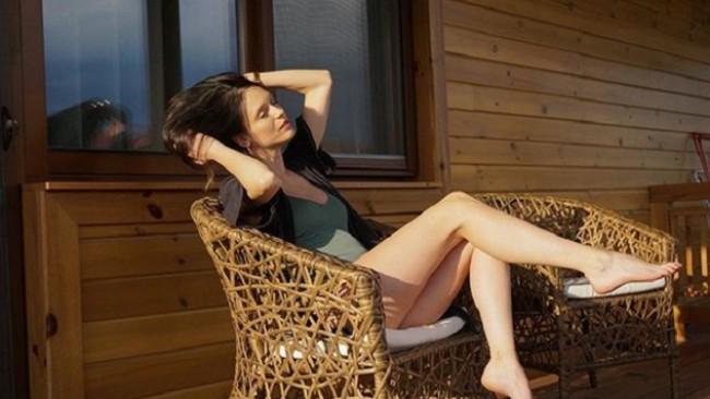 Луиза Григорова отвори бар на плажа