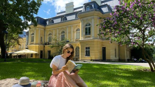 Три от най-любимите ми места в София