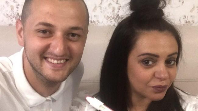 Историята на Адриан и Галина - едно българско семейство, което избра да роди детето си в България