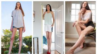 Какви момичета! Трите жени с най-дълги крака в света