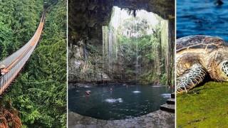 5 места в света, които трябва да видите в този живот!