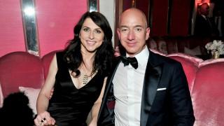 Той я заряза грозно, но сега тя е най-богатата жена в Америка