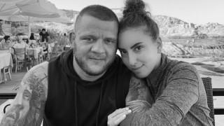 Катрин Тасева с разтърсващо ''Сбогом'' към бившия си годeник Николай Щерев