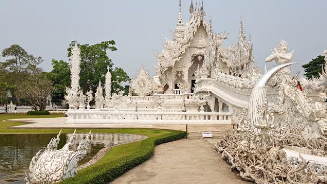 Ето кой е най-красивият град в Тайланд