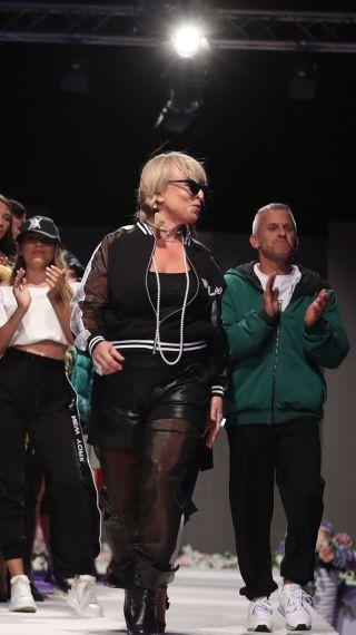 Йордан Йовчев дефилира на Summer Fashion Weekend 2020