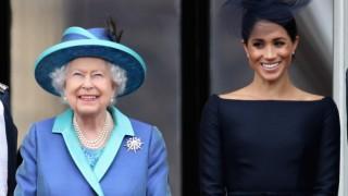 Кралицата разтопи сърцата на хиляди хора с уникален жест за ЧРД на Меган