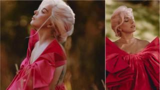 Лейди Гага - лице на новия аромат на Valentino