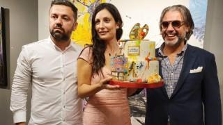Галерия Мишел отпразнува 1 година от създаването си