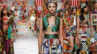 Със Сицилия в сърцето: колекция Dolce & Gabbana пролет-лято 2021